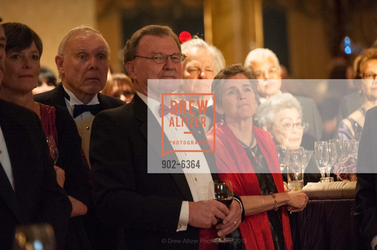 Hugh Vincent, Joan Watson, 25th Anniversary Holiday HOB NOB ON THE HILL, US, December 6th, 2013