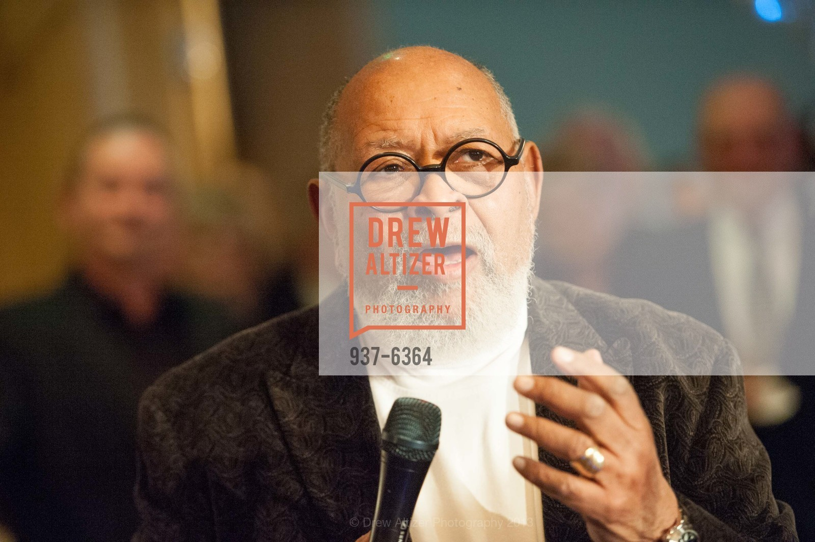 Reverend Cecil Williams, 25th Anniversary Holiday HOB NOB ON THE HILL, US, December 6th, 2013