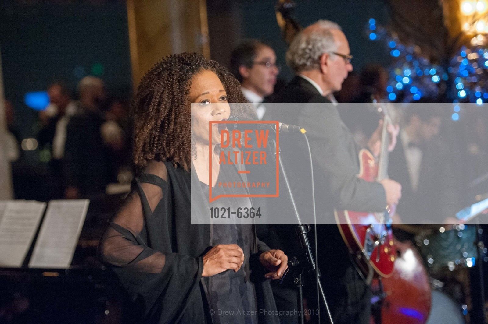 Performance By Paula West, 25th Anniversary Holiday HOB NOB ON THE HILL, US, December 6th, 2013