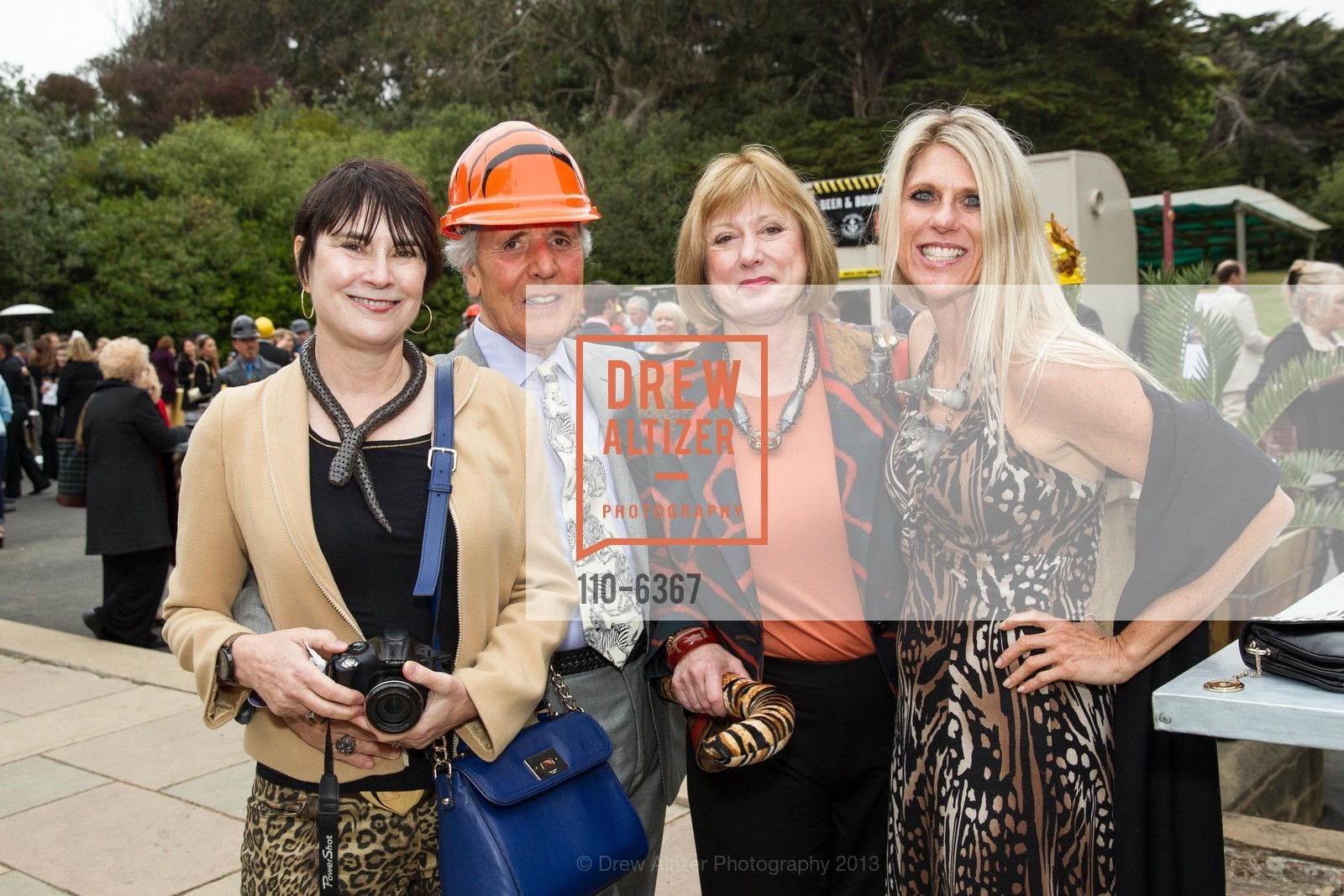 Kathleen Maher, William Beech, Susan Beech, Lori Sebastian, ZooFest 2013 Hard Hat & Tails, US, May 11th, 2013,Drew Altizer, Drew Altizer Photography, full-service agency, private events, San Francisco photographer, photographer california