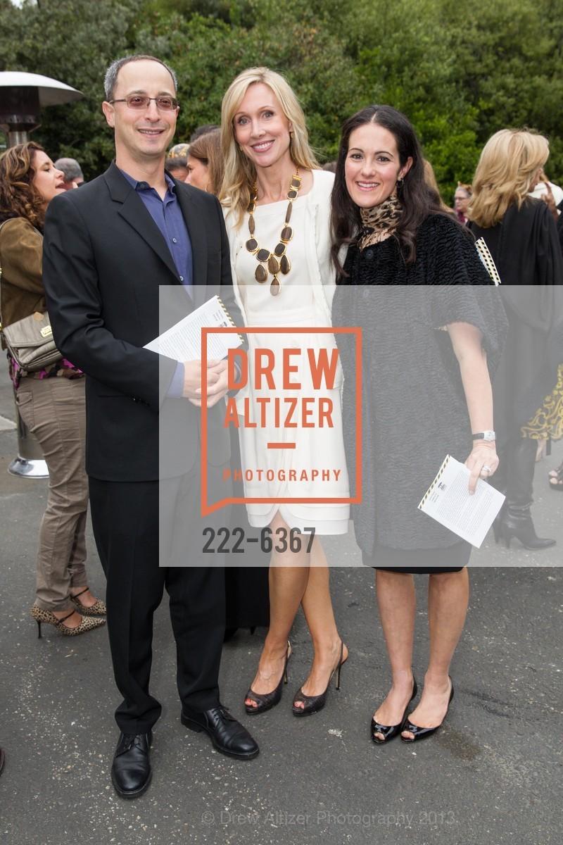 Peter Chane, Karen Sonneborn, Gina Chane, ZooFest 2013 Hard Hat & Tails, US, May 11th, 2013
