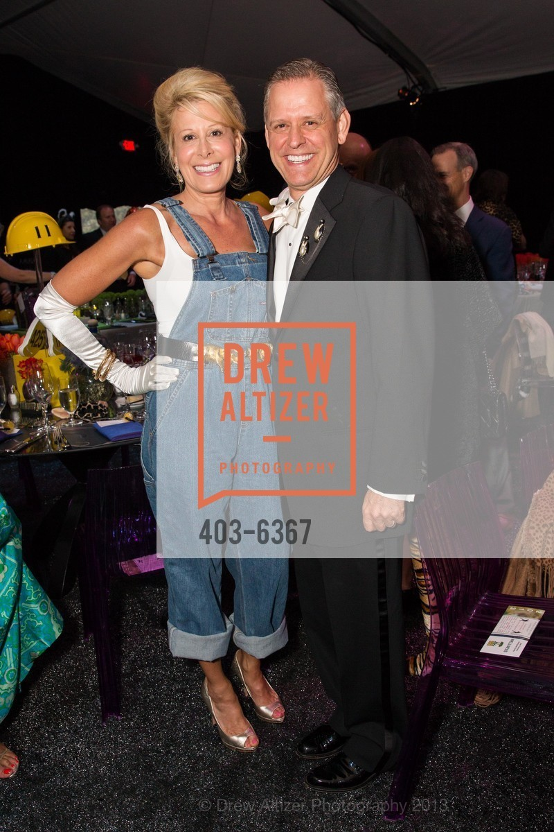 Jillian Manus, Jeff Clarke, ZooFest 2013 Hard Hat & Tails, US, May 11th, 2013,Drew Altizer, Drew Altizer Photography, full-service agency, private events, San Francisco photographer, photographer california