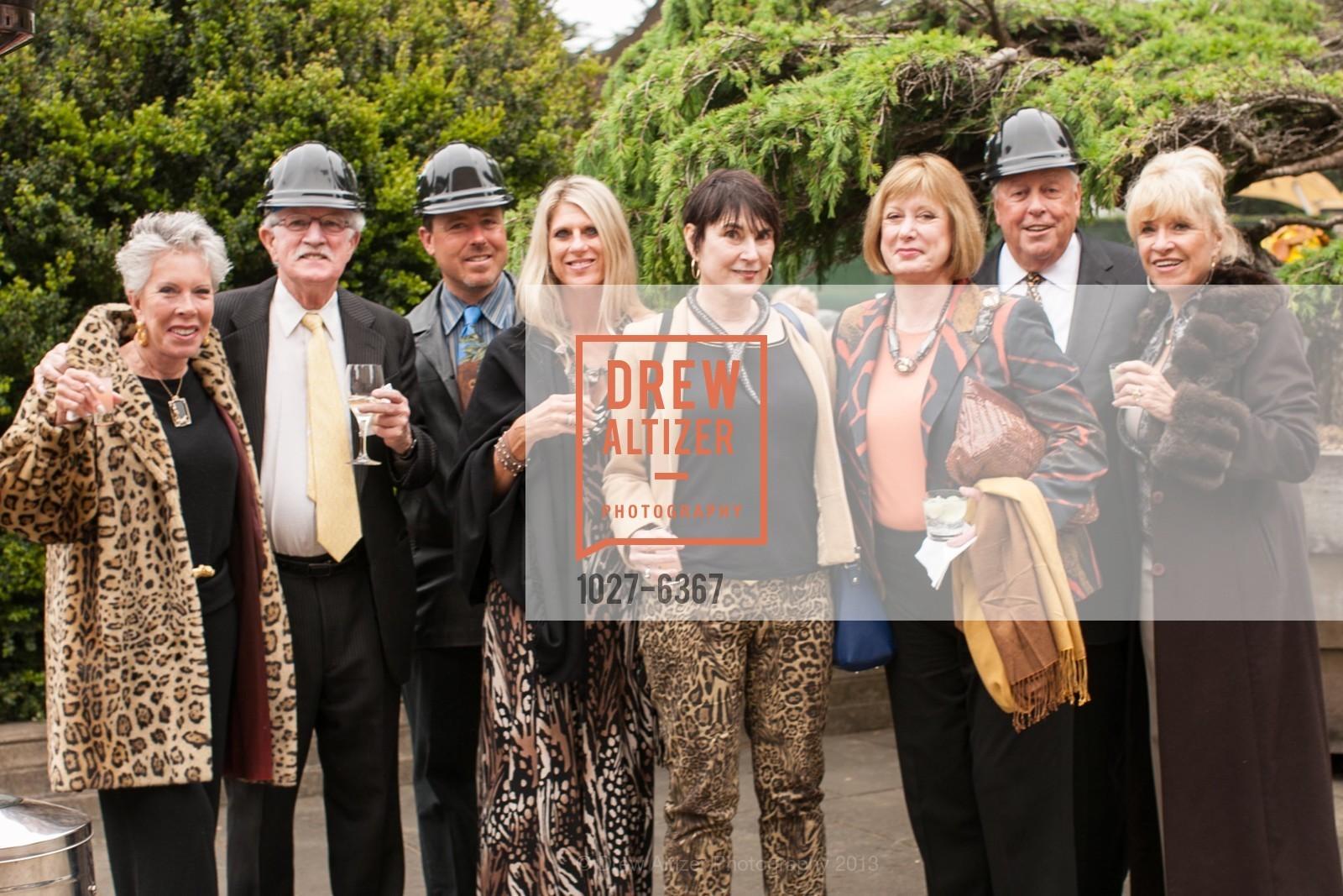 Lori Sebastian, Susan Beech, Kathleen Maher, ZooFest 2013 Hard Hat & Tails, US, May 11th, 2013
