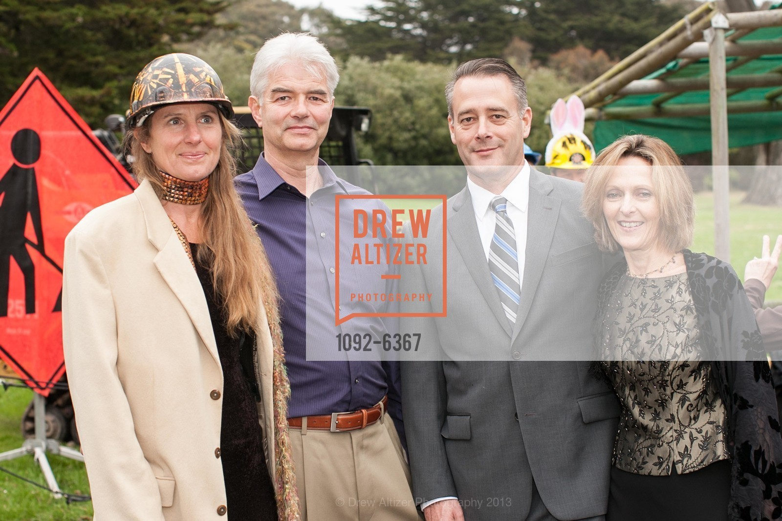 Maren van Duyn, Ron Holthuysen, Jim Curry, Connie Bauer, ZooFest 2013 Hard Hat & Tails, US, May 11th, 2013,Drew Altizer, Drew Altizer Photography, full-service agency, private events, San Francisco photographer, photographer california