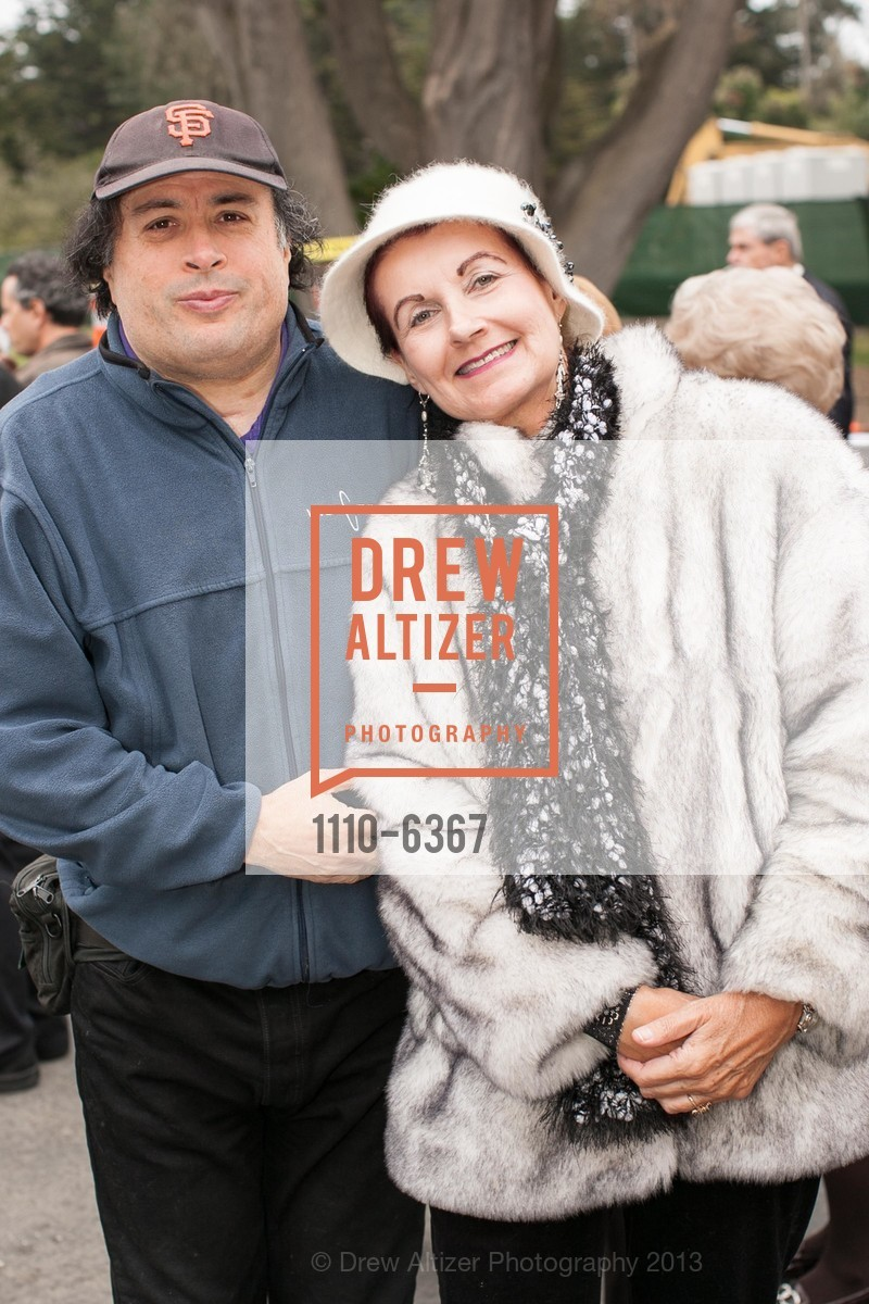 Ernest Fuentes, Dwyline Kruger, ZooFest 2013 Hard Hat & Tails, US, May 11th, 2013