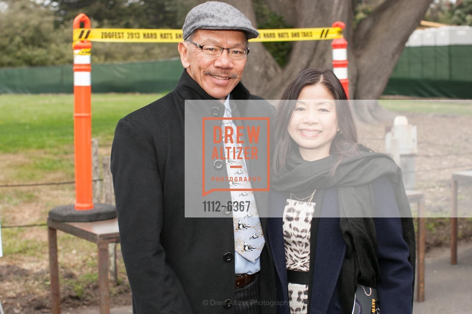 Supervisor Norman Yee, Kathy Chung, Photo #1112-6367