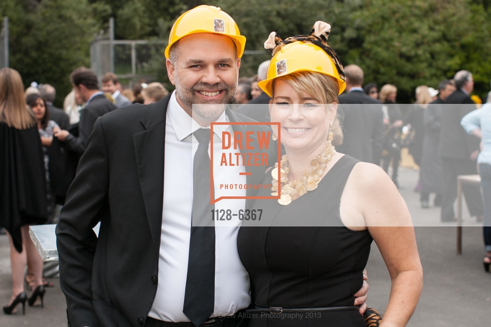 David Lenihan, Sarah Gammill, ZooFest 2013 Hard Hat & Tails, US, May 11th, 2013,Drew Altizer, Drew Altizer Photography, full-service agency, private events, San Francisco photographer, photographer california