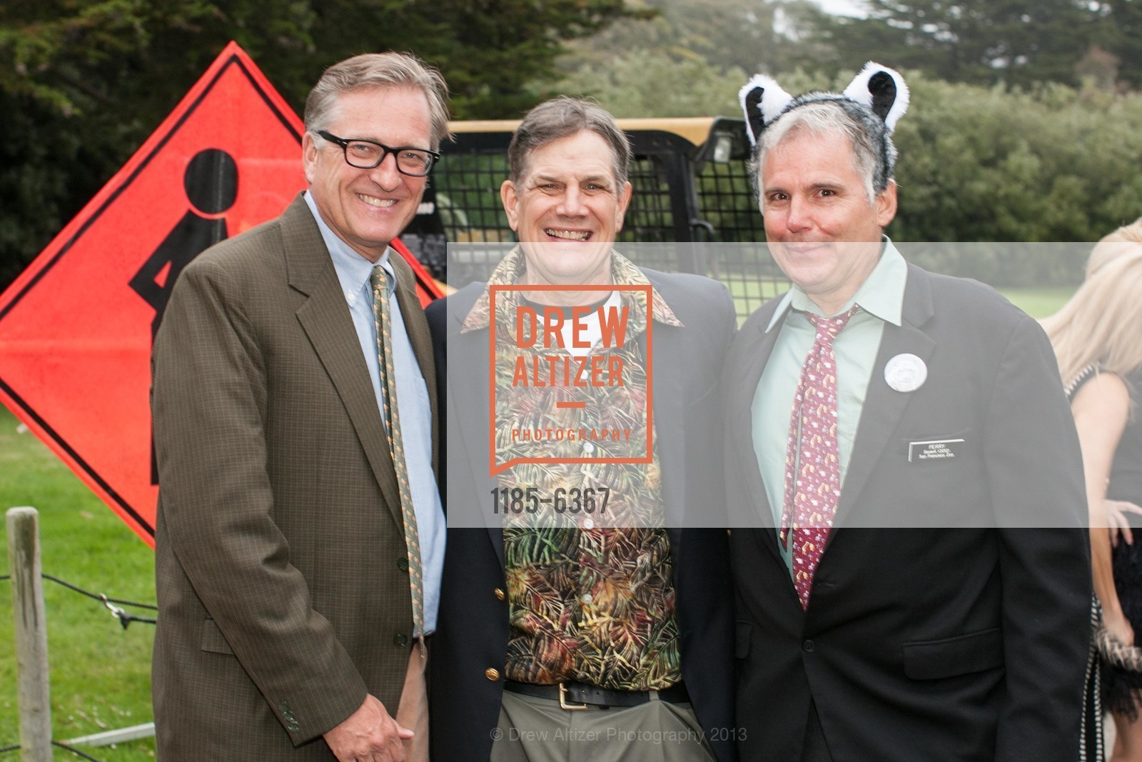 Mark Lerdal, Bill Hudson, Perry Matlock, ZooFest 2013 Hard Hat & Tails, US, May 11th, 2013,Drew Altizer, Drew Altizer Photography, full-service agency, private events, San Francisco photographer, photographer california