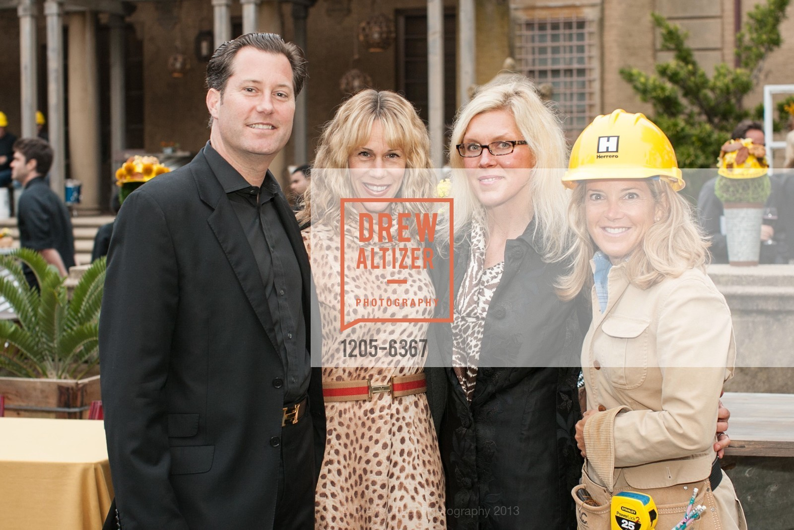 Patrick Barber, Melissa Barber, Holly Farrell, Kathryn Lasater, ZooFest 2013 Hard Hat & Tails, US, May 11th, 2013,Drew Altizer, Drew Altizer Photography, full-service agency, private events, San Francisco photographer, photographer california