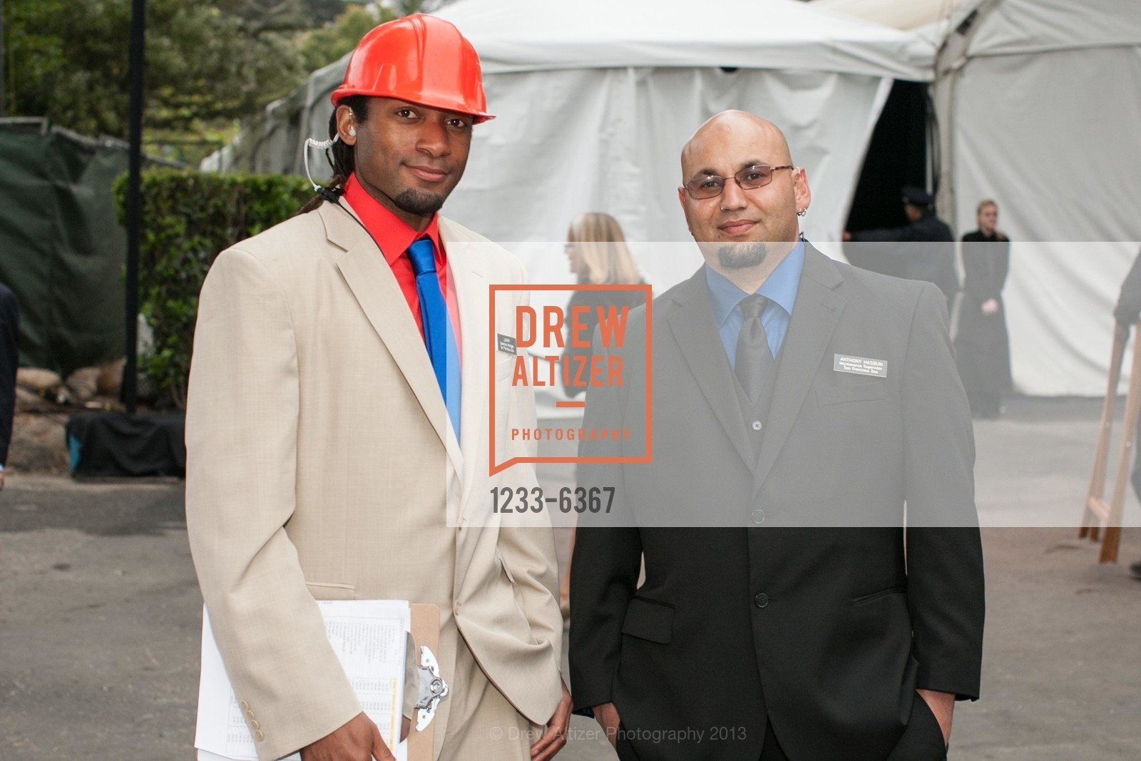 Lamar Harris, Anthony Hasbun, ZooFest 2013 Hard Hat & Tails, US, May 11th, 2013,Drew Altizer, Drew Altizer Photography, full-service agency, private events, San Francisco photographer, photographer california
