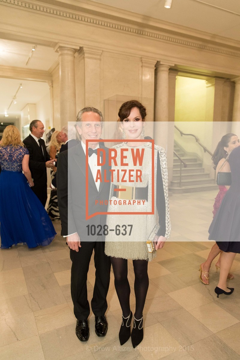 Stephanie Marver, Jim Marver, AN ELEGANT EVENING Presented by the Fine Arts Museums of San Francisco, Legion of Honor, Court of Honor. 100 34th Ave, December 8th, 2015,Drew Altizer, Drew Altizer Photography, full-service agency, private events, San Francisco photographer, photographer california