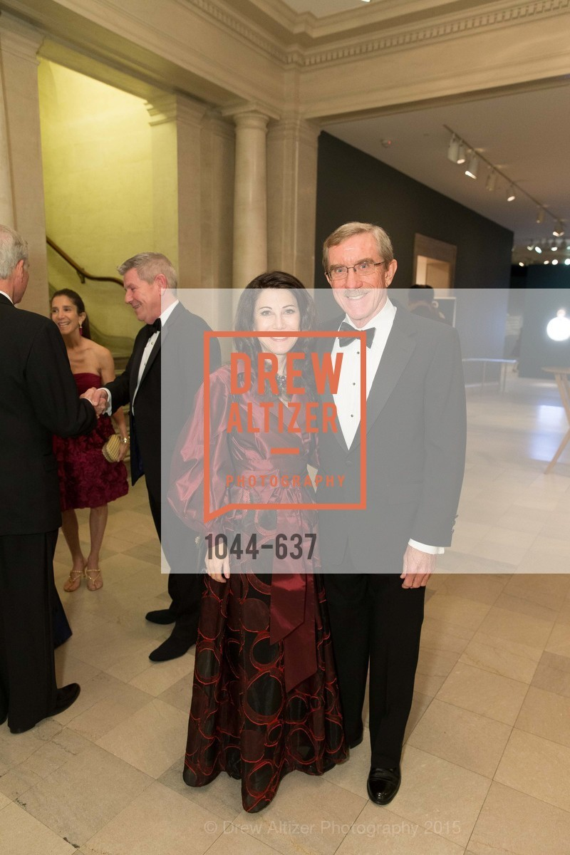 Adrienne Mally, Chuck Eaton, AN ELEGANT EVENING Presented by the Fine Arts Museums of San Francisco, Legion of Honor, Court of Honor. 100 34th Ave, December 8th, 2015,Drew Altizer, Drew Altizer Photography, full-service agency, private events, San Francisco photographer, photographer california