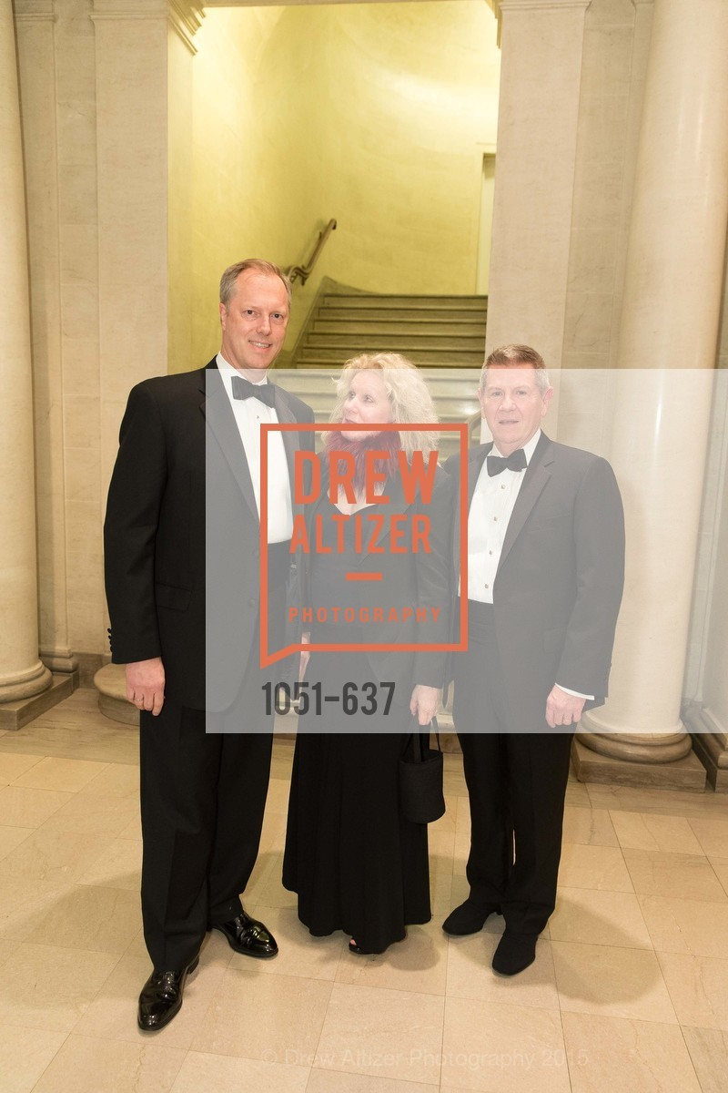 John Kunowski, Deborah Balken, Richard Benefield, AN ELEGANT EVENING Presented by the Fine Arts Museums of San Francisco, Legion of Honor, Court of Honor. 100 34th Ave, December 8th, 2015,Drew Altizer, Drew Altizer Photography, full-service agency, private events, San Francisco photographer, photographer california
