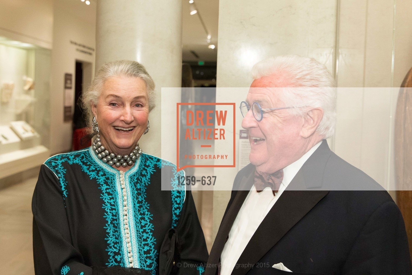 Elizabeth Swanson, Bob Hill, AN ELEGANT EVENING Presented by the Fine Arts Museums of San Francisco, Legion of Honor, Court of Honor. 100 34th Ave, December 8th, 2015,Drew Altizer, Drew Altizer Photography, full-service agency, private events, San Francisco photographer, photographer california