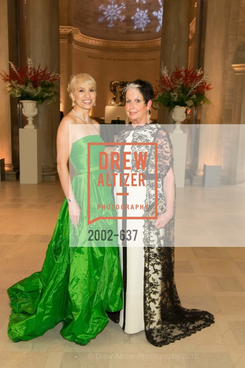 Navid Armstrong, Karen Kubin, AN ELEGANT EVENING Presented by the Fine Arts Museums of San Francisco, Legion of Honor, Court of Honor. 100 34th Ave, December 8th, 2015,Drew Altizer, Drew Altizer Photography, full-service agency, private events, San Francisco photographer, photographer california