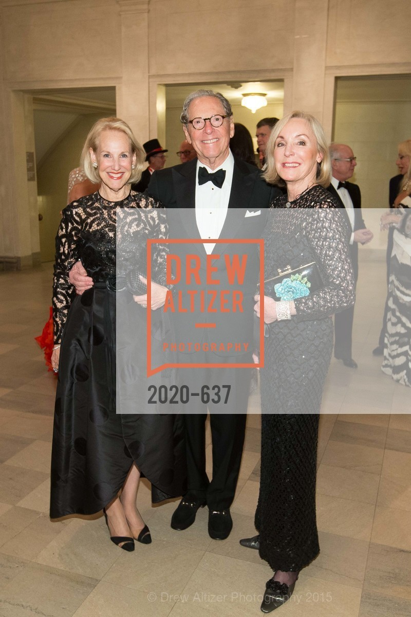 Alex Leitstein, Bob Leitstein, Sandra Swanson, AN ELEGANT EVENING Presented by the Fine Arts Museums of San Francisco, Legion of Honor, Court of Honor. 100 34th Ave, December 8th, 2015,Drew Altizer, Drew Altizer Photography, full-service agency, private events, San Francisco photographer, photographer california