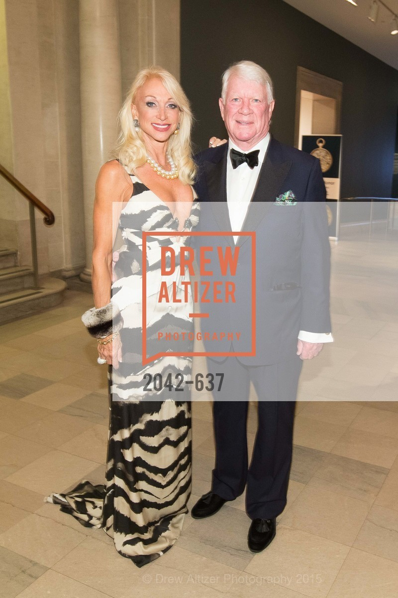Daru Kawalkowski, Alton Irby, AN ELEGANT EVENING Presented by the Fine Arts Museums of San Francisco, Legion of Honor, Court of Honor. 100 34th Ave, December 8th, 2015,Drew Altizer, Drew Altizer Photography, full-service agency, private events, San Francisco photographer, photographer california
