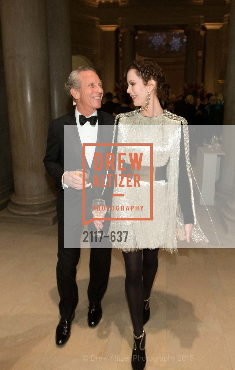 Jim Marver, Stephanie Marver, AN ELEGANT EVENING Presented by the Fine Arts Museums of San Francisco, Legion of Honor, Court of Honor. 100 34th Ave, December 8th, 2015,Drew Altizer, Drew Altizer Photography, full-service agency, private events, San Francisco photographer, photographer california