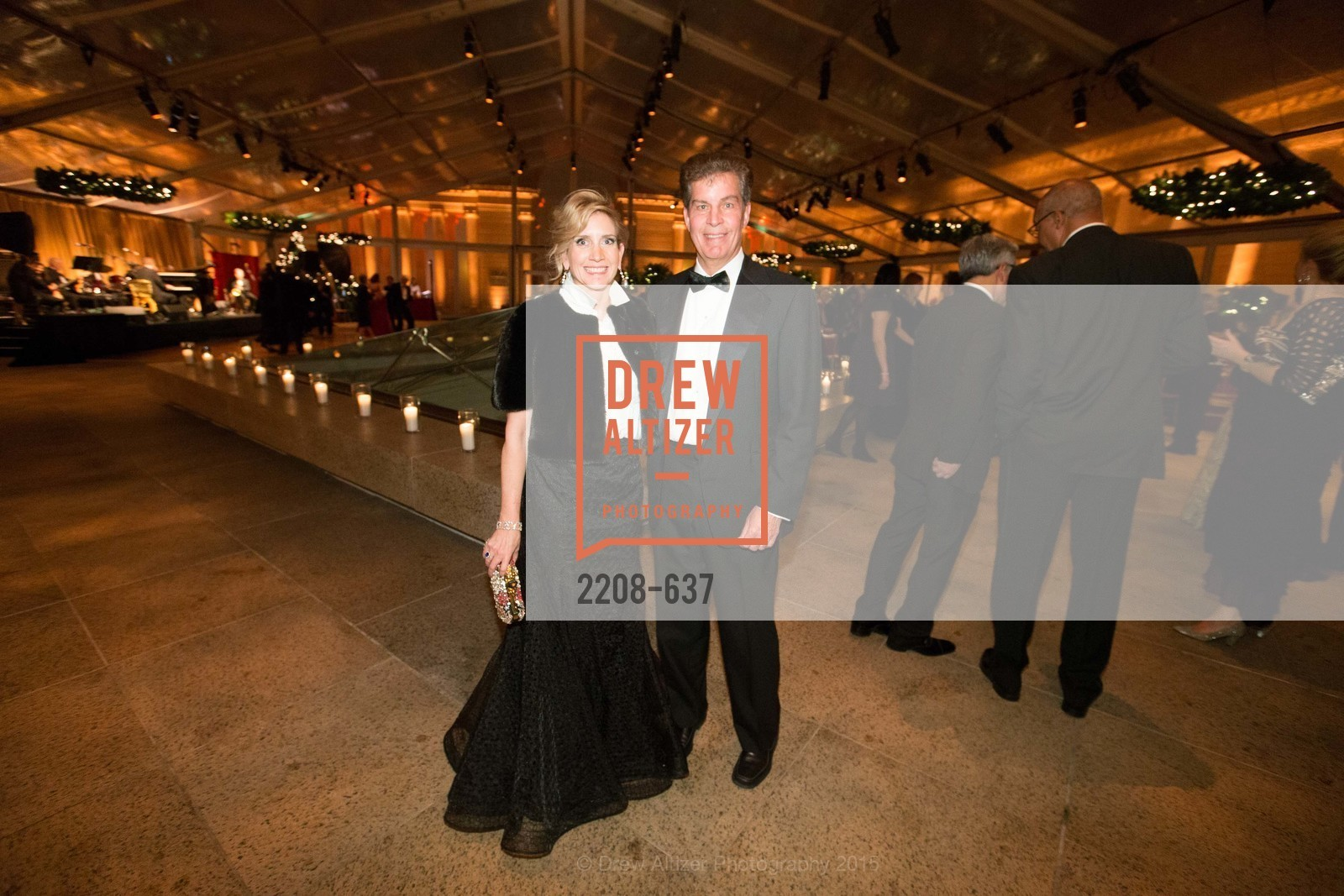 Jennifer Walske, Steven Walske, AN ELEGANT EVENING Presented by the Fine Arts Museums of San Francisco, Legion of Honor, Court of Honor. 100 34th Ave, December 8th, 2015,Drew Altizer, Drew Altizer Photography, full-service agency, private events, San Francisco photographer, photographer california