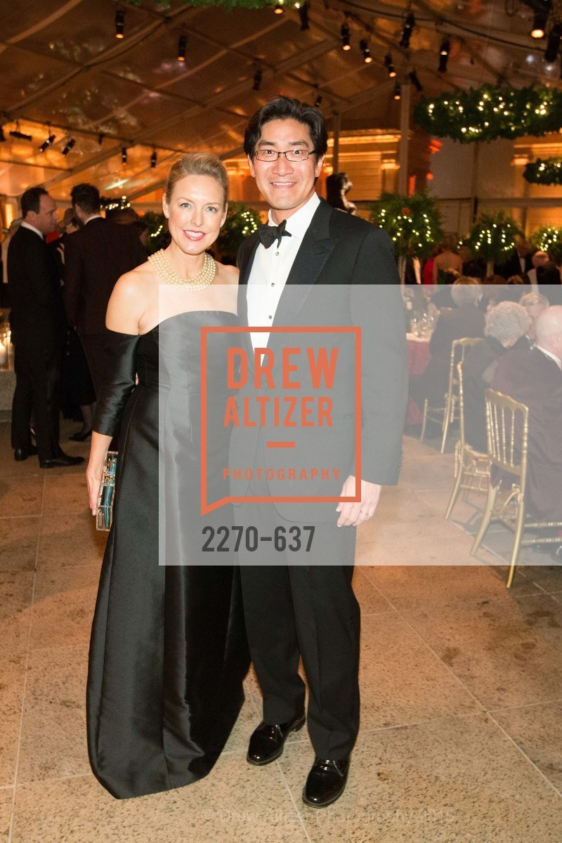 Kate Chung, David Chung, AN ELEGANT EVENING Presented by the Fine Arts Museums of San Francisco, Legion of Honor, Court of Honor. 100 34th Ave, December 8th, 2015,Drew Altizer, Drew Altizer Photography, full-service agency, private events, San Francisco photographer, photographer california