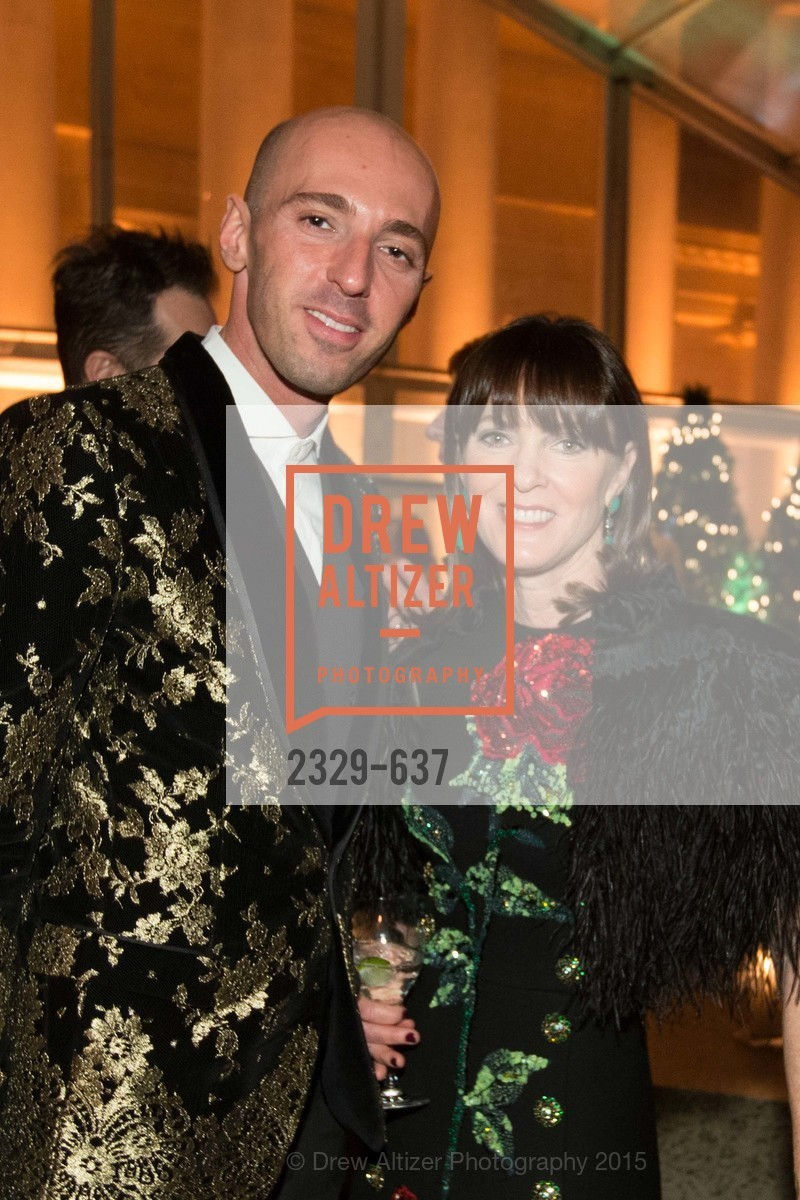 Valerio D'Ambrosio, Allison Speer, AN ELEGANT EVENING Presented by the Fine Arts Museums of San Francisco, Legion of Honor, Court of Honor. 100 34th Ave, December 8th, 2015,Drew Altizer, Drew Altizer Photography, full-service agency, private events, San Francisco photographer, photographer california