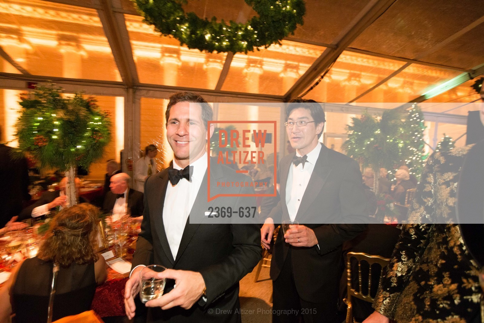 Adam Clammer, David Chung, AN ELEGANT EVENING Presented by the Fine Arts Museums of San Francisco, Legion of Honor, Court of Honor. 100 34th Ave, December 8th, 2015,Drew Altizer, Drew Altizer Photography, full-service agency, private events, San Francisco photographer, photographer california