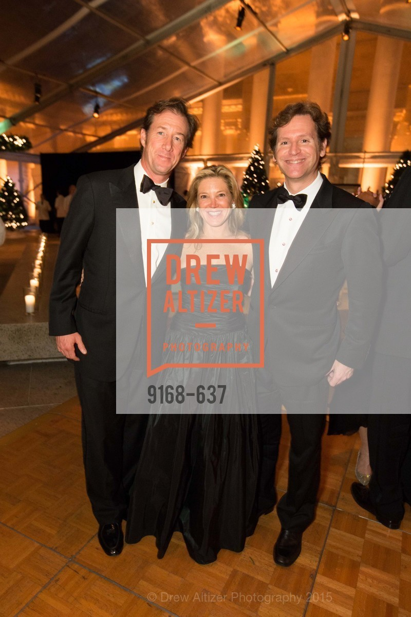 Bo Lasater, Kathryn Lasater, Trevor Traina, AN ELEGANT EVENING Presented by the Fine Arts Museums of San Francisco, Legion of Honor, Court of Honor. 100 34th Ave, December 8th, 2015,Drew Altizer, Drew Altizer Photography, full-service agency, private events, San Francisco photographer, photographer california