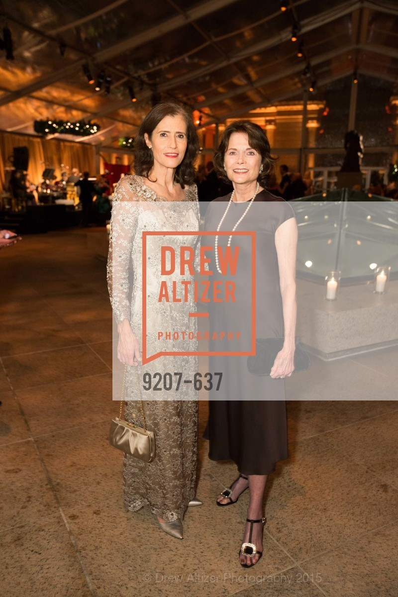 Rada Brooks, Kaye Woods, AN ELEGANT EVENING Presented by the Fine Arts Museums of San Francisco, Legion of Honor, Court of Honor. 100 34th Ave, December 8th, 2015,Drew Altizer, Drew Altizer Photography, full-service agency, private events, San Francisco photographer, photographer california