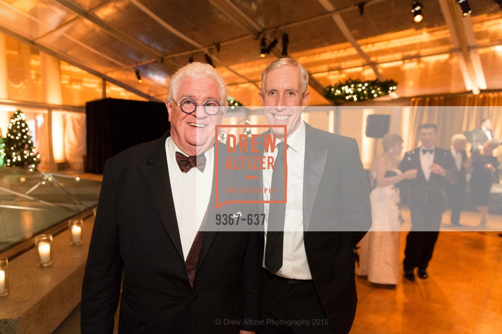 Bob Hill, Tim Whalen, AN ELEGANT EVENING Presented by the Fine Arts Museums of San Francisco, Legion of Honor, Court of Honor. 100 34th Ave, December 8th, 2015,Drew Altizer, Drew Altizer Photography, full-service agency, private events, San Francisco photographer, photographer california