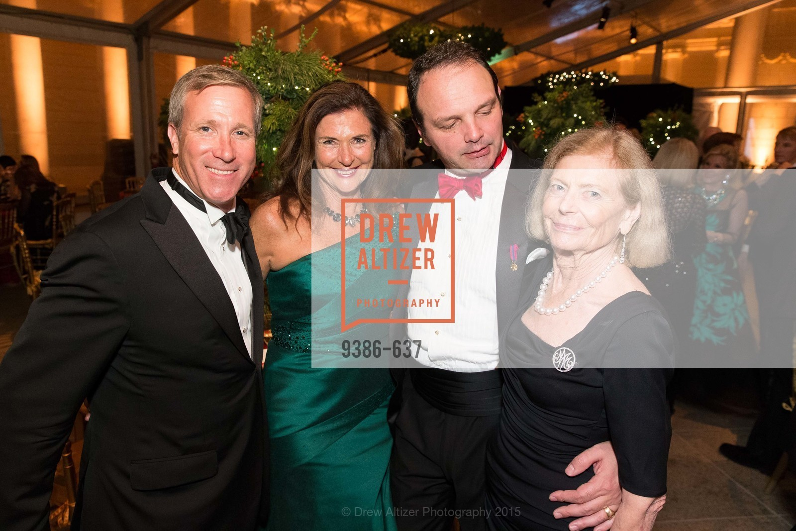 Sean Julian, Linda Zider, Guillaume Orliac, Marion Cope, AN ELEGANT EVENING Presented by the Fine Arts Museums of San Francisco, Legion of Honor, Court of Honor. 100 34th Ave, December 8th, 2015,Drew Altizer, Drew Altizer Photography, full-service agency, private events, San Francisco photographer, photographer california