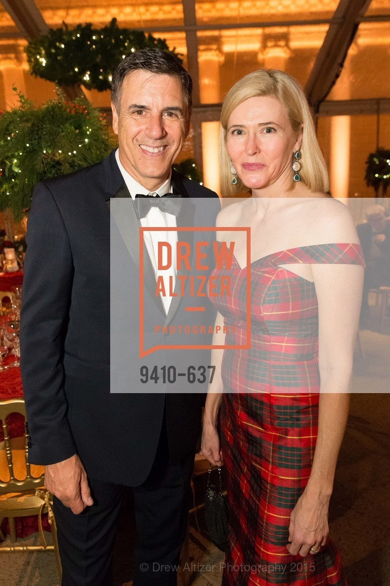 Markos Kounalakis, Lauren Hall, AN ELEGANT EVENING Presented by the Fine Arts Museums of San Francisco, Legion of Honor, Court of Honor. 100 34th Ave, December 8th, 2015,Drew Altizer, Drew Altizer Photography, full-service event agency, private events, San Francisco photographer, photographer California