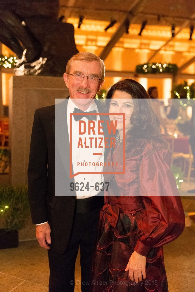 Chuck Eaton, Adrienne Mally, AN ELEGANT EVENING Presented by the Fine Arts Museums of San Francisco, Legion of Honor, Court of Honor. 100 34th Ave, December 8th, 2015,Drew Altizer, Drew Altizer Photography, full-service agency, private events, San Francisco photographer, photographer california