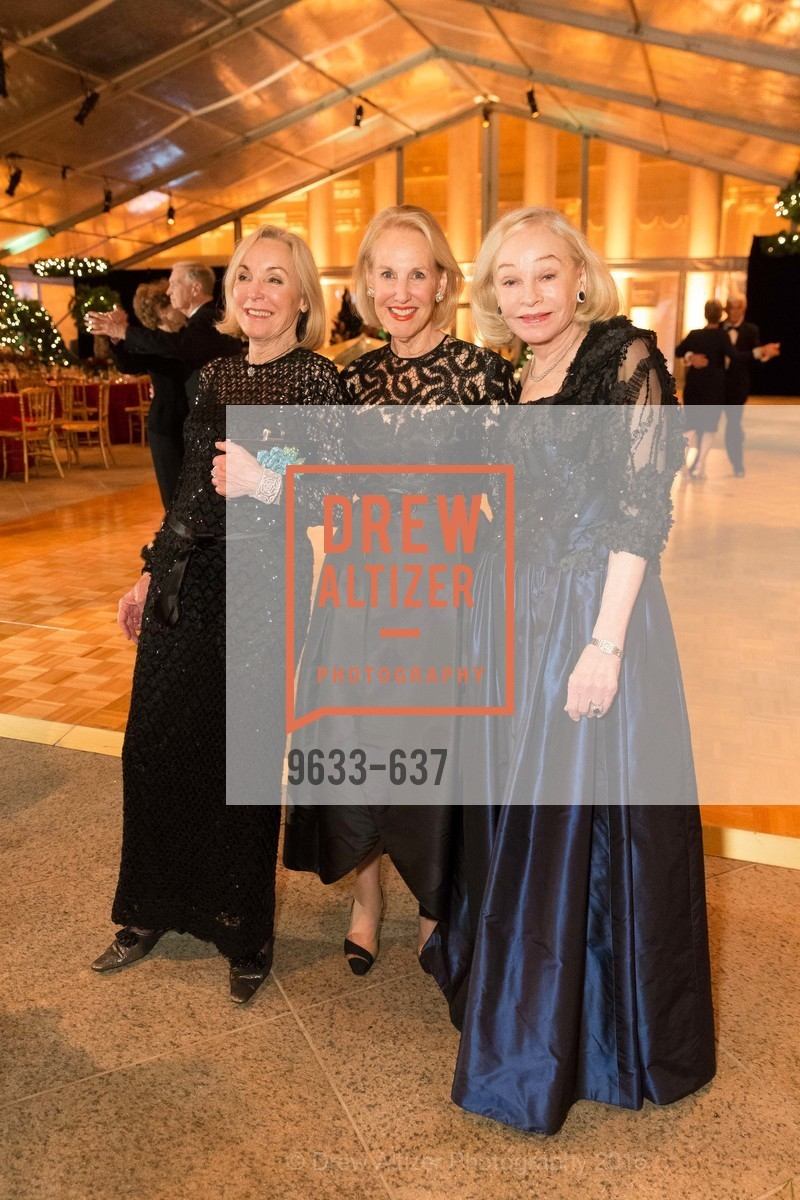Sandra Swanson, Alex Leitstein, Gretchen Kimball, AN ELEGANT EVENING Presented by the Fine Arts Museums of San Francisco, Legion of Honor, Court of Honor. 100 34th Ave, December 8th, 2015,Drew Altizer, Drew Altizer Photography, full-service agency, private events, San Francisco photographer, photographer california
