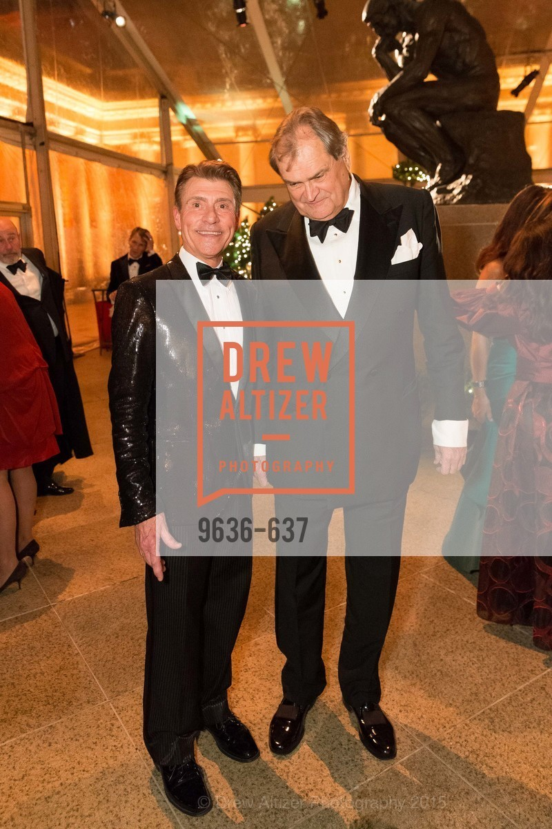 Robert Beadle, William Hamilton, AN ELEGANT EVENING Presented by the Fine Arts Museums of San Francisco, Legion of Honor, Court of Honor. 100 34th Ave, December 8th, 2015,Drew Altizer, Drew Altizer Photography, full-service agency, private events, San Francisco photographer, photographer california