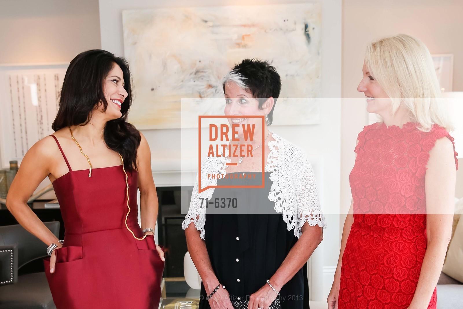 Mai Shiver, Karen Kubin, Ann Girard, Photo #71-6370