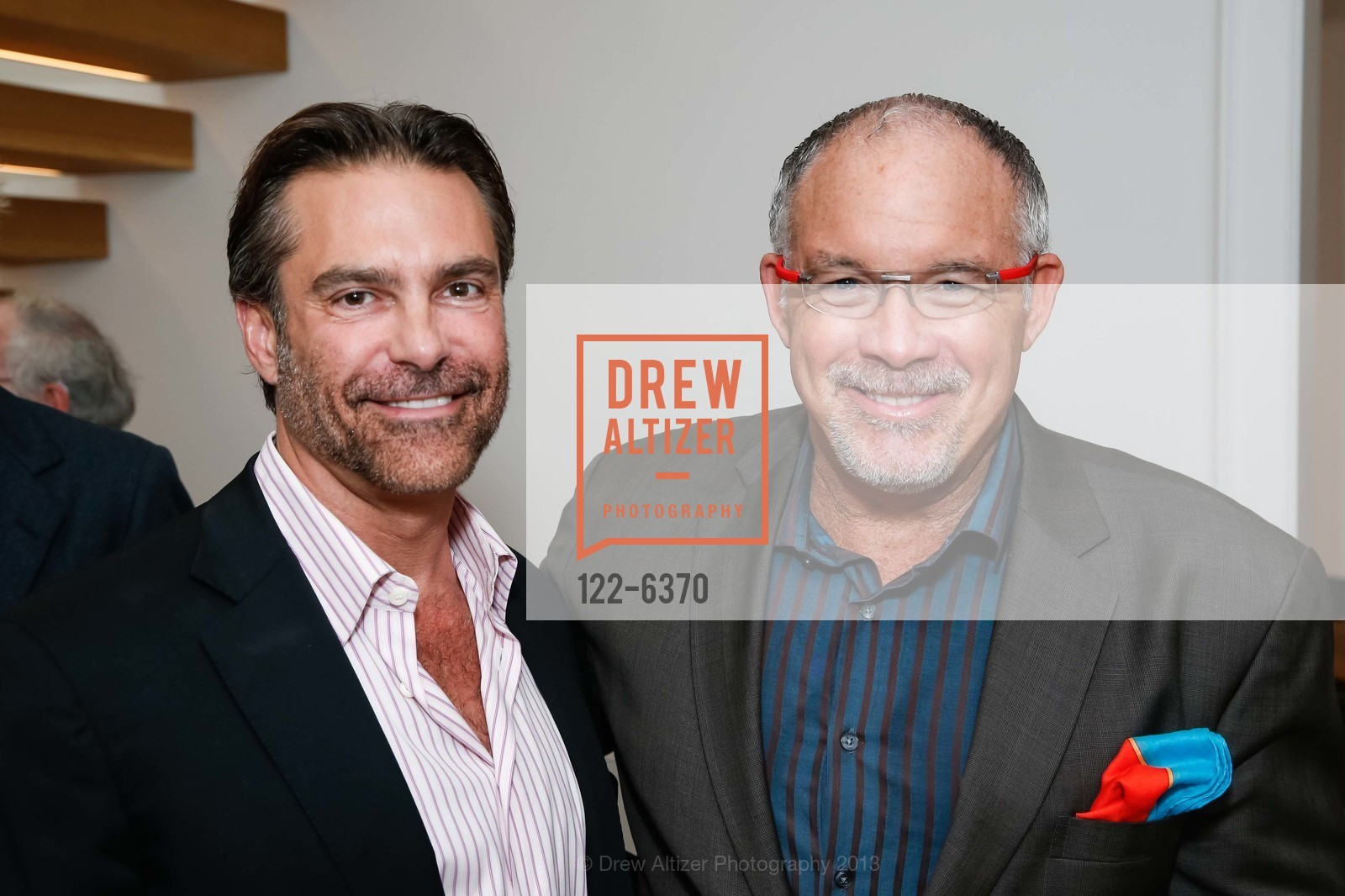 Todd Liles, Jon Finck, OPERA GALA Patrons Party, US, August 28th, 2013
