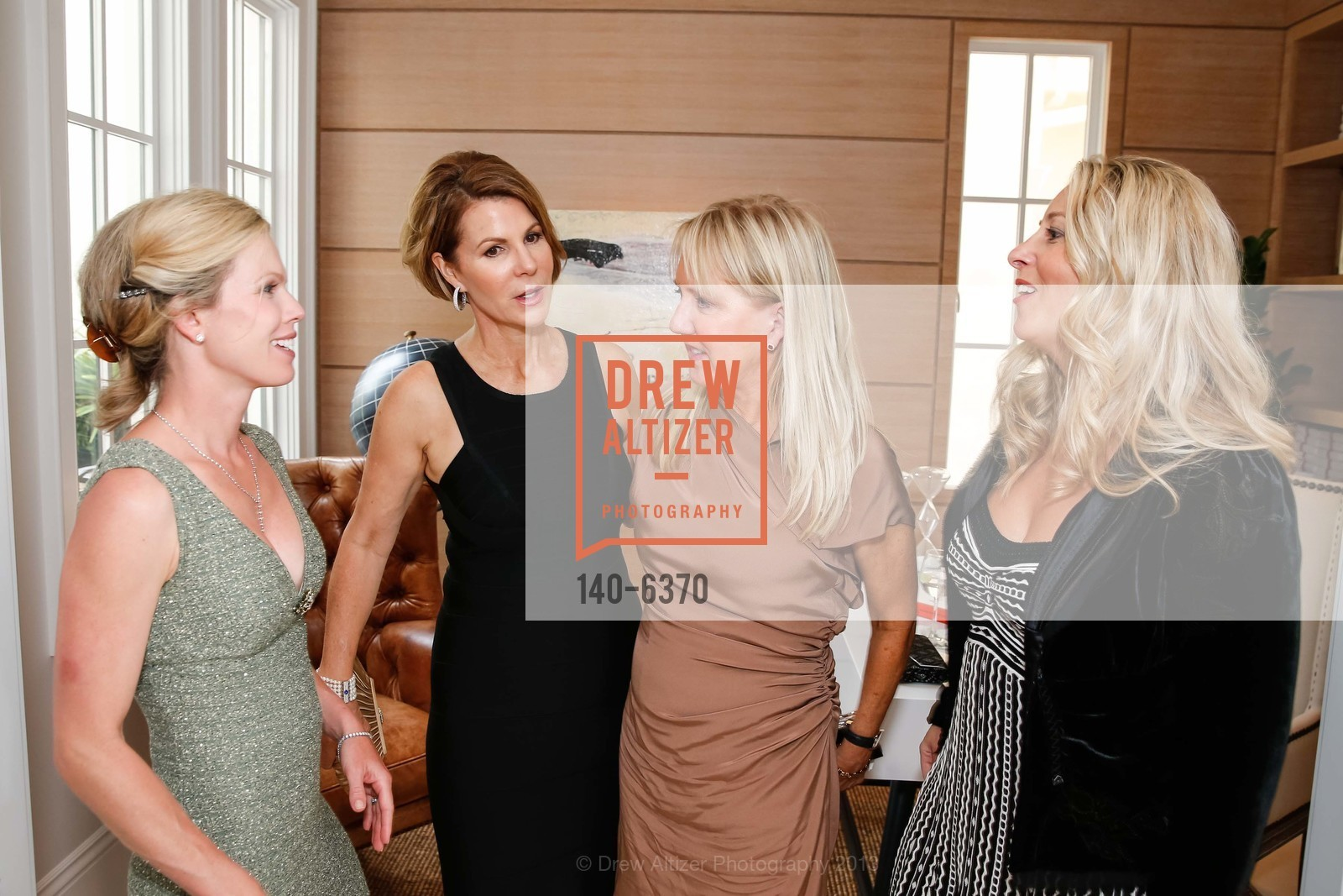 Claire Fluhr, Katie Jarman, Carolyn Stuart, Virginia Ziegler, OPERA GALA Patrons Party, US, August 28th, 2013,Drew Altizer, Drew Altizer Photography, full-service agency, private events, San Francisco photographer, photographer california