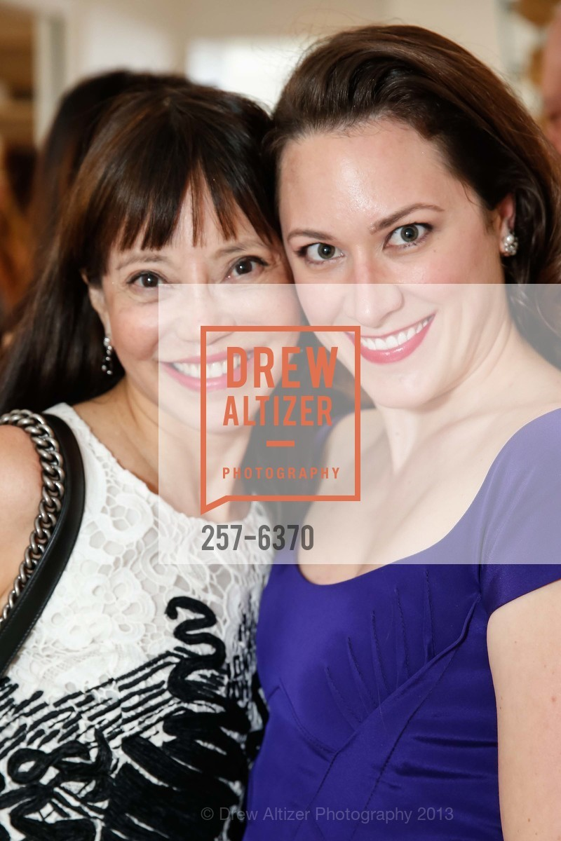 France Szeto, Maggie Stack King, OPERA GALA Patrons Party, US, August 28th, 2013
