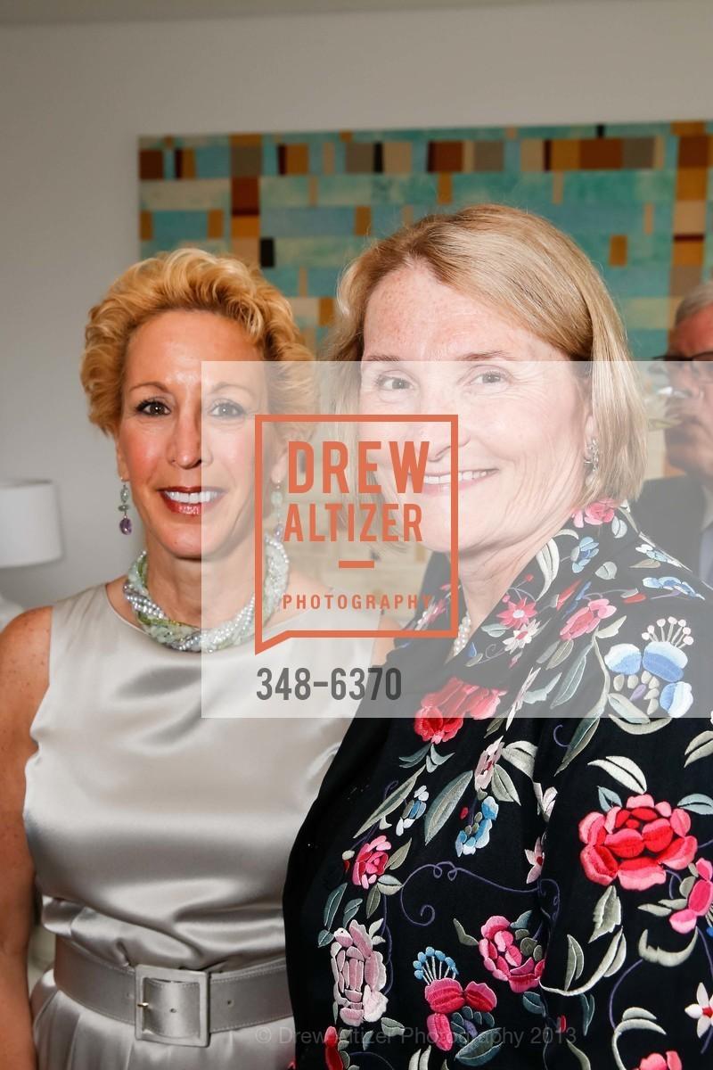 Ann Millman, Kathy Mceligot, OPERA GALA Patrons Party, US, August 28th, 2013