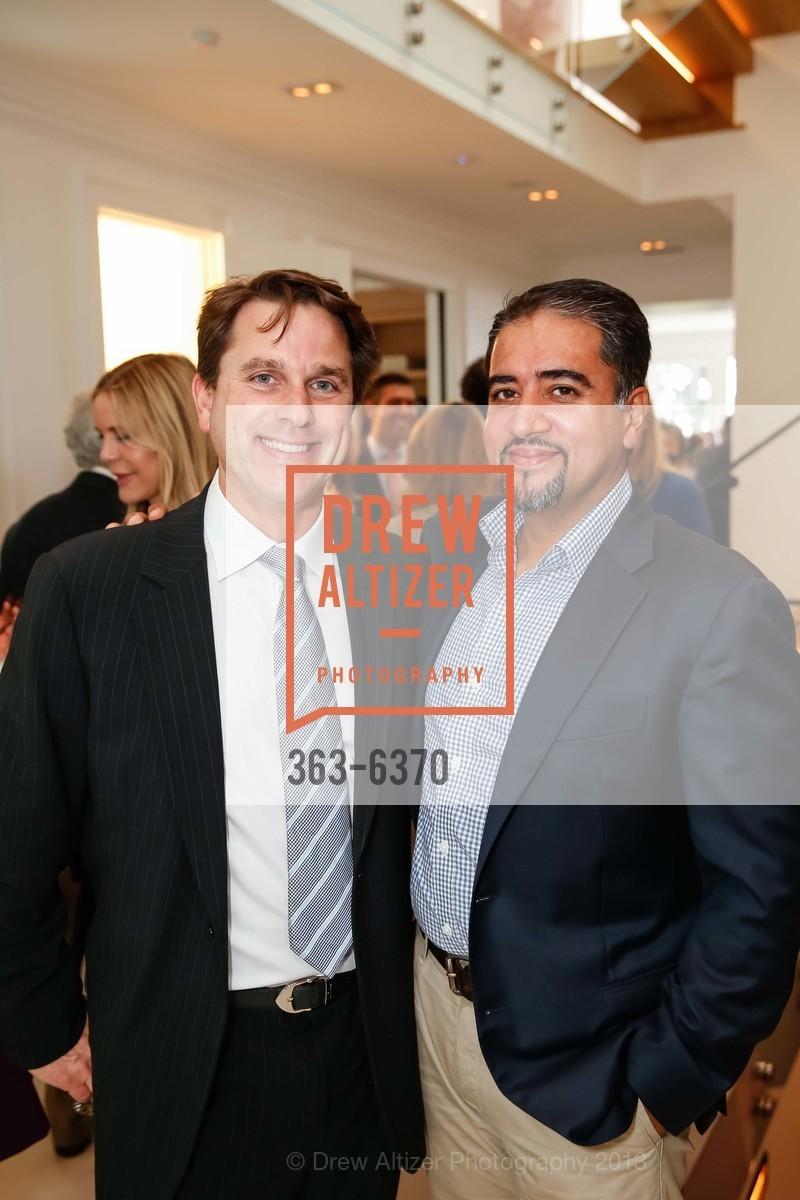 Gregory Malin, Nadir Shaikh, OPERA GALA Patrons Party, US, August 28th, 2013
