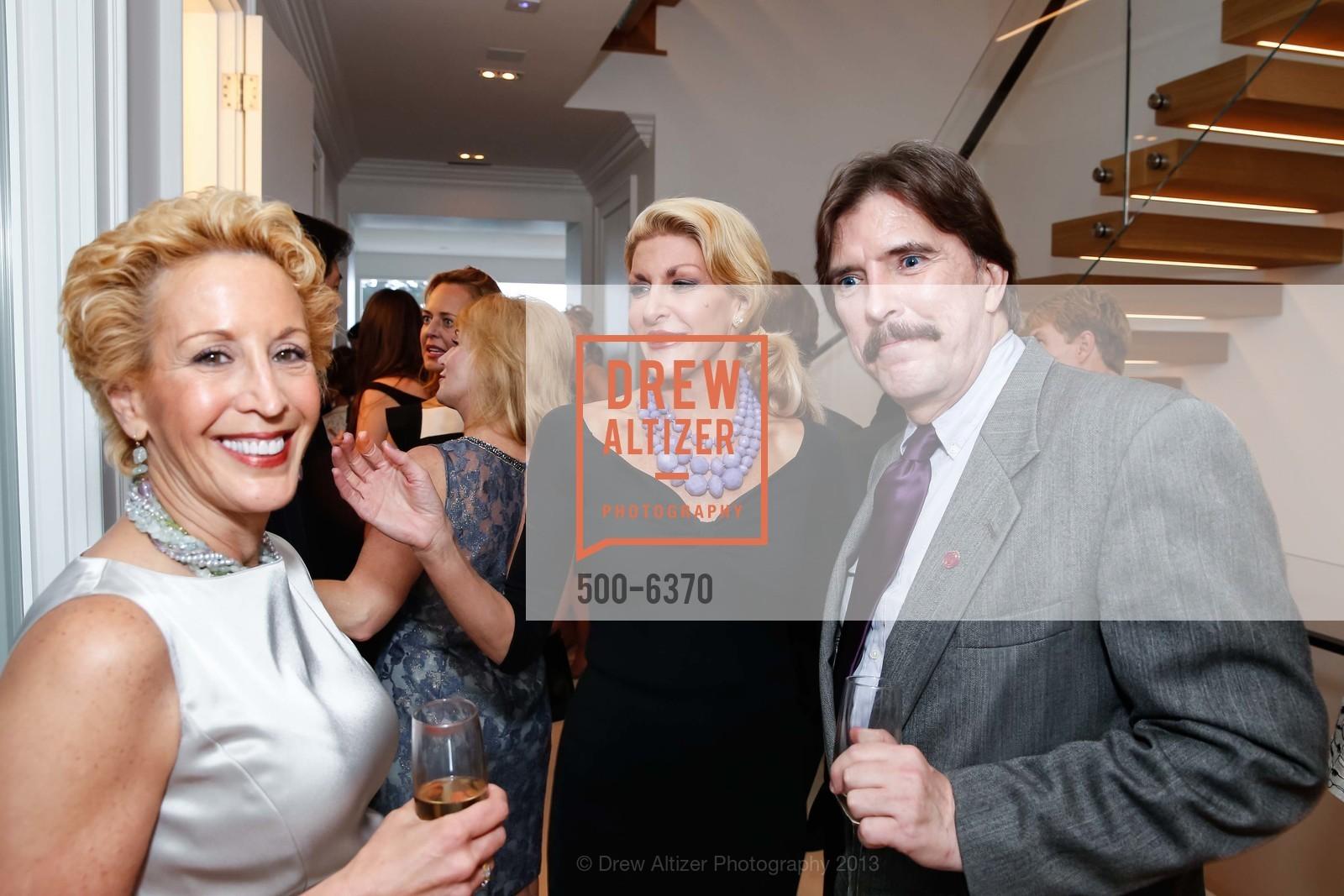 Ann Millman, Karen Caldwell, John Rosin, Photo #500-6370