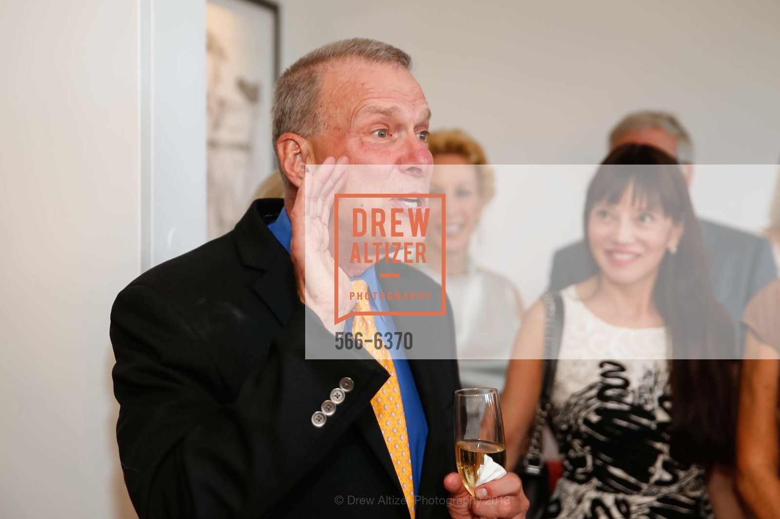 David Gockley, France Szeto, OPERA GALA Patrons Party, US, August 28th, 2013