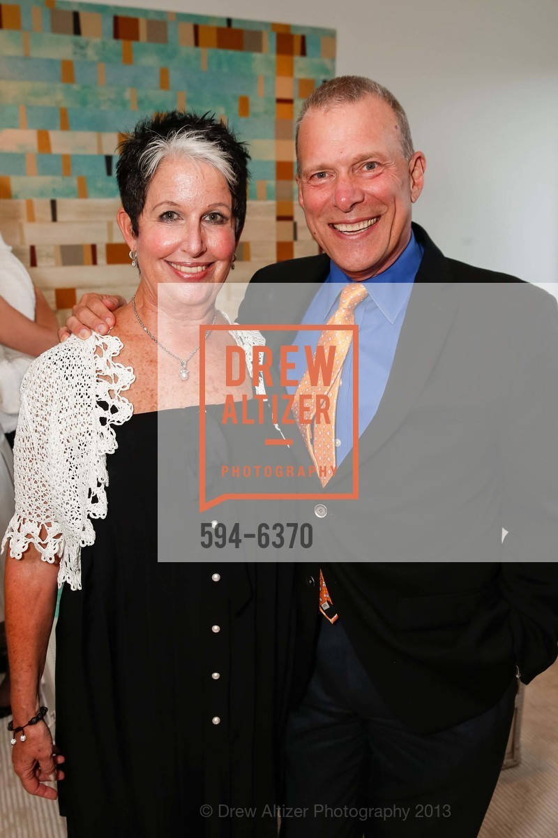 Karen Kubin, David Gockley, OPERA GALA Patrons Party, US, August 28th, 2013