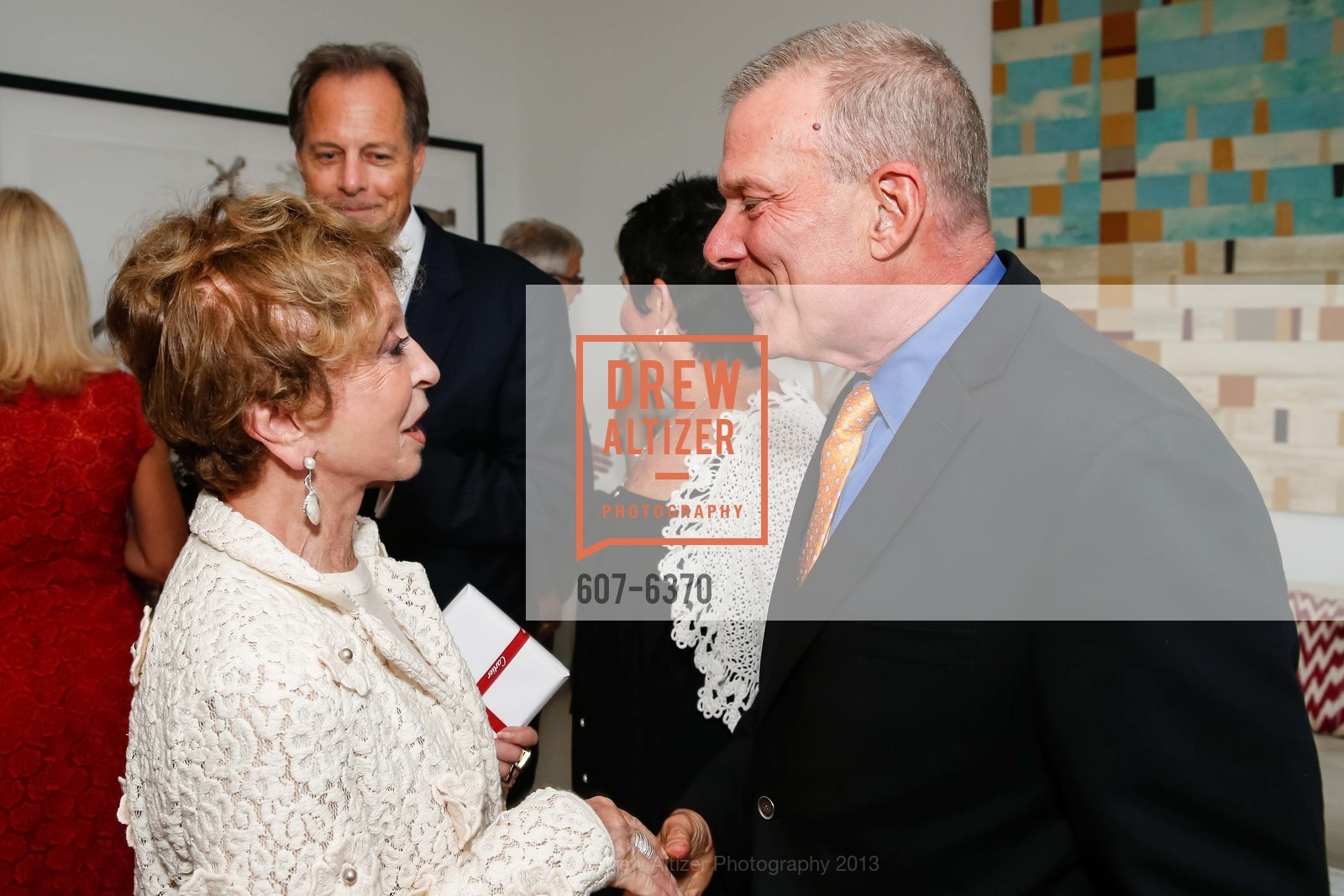 Roberta Sherman, David Gockley, OPERA GALA Patrons Party, US, August 28th, 2013