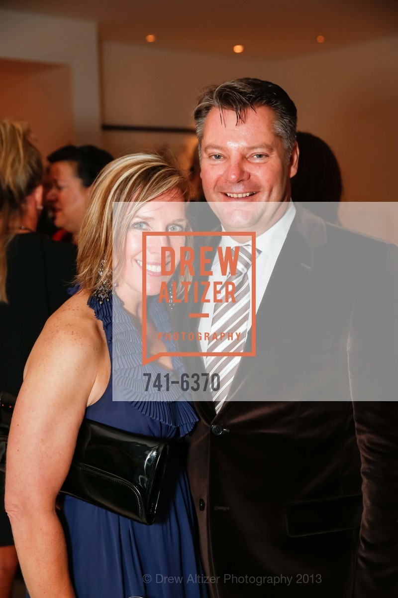 Patty Fisher, Andreas Rippel, OPERA GALA Patrons Party, US, August 28th, 2013
