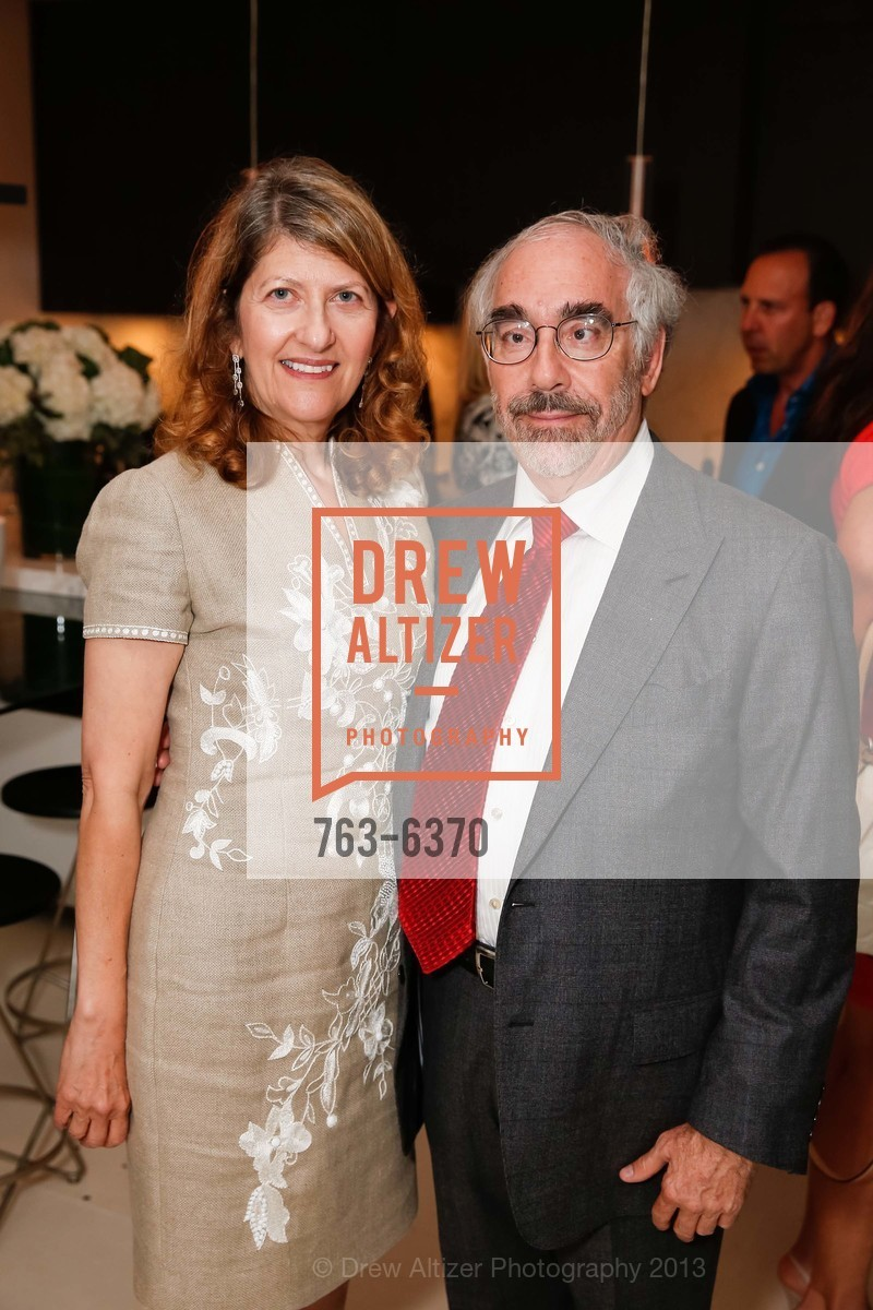 Emely Weissman, Ron Weissman, OPERA GALA Patrons Party, US, August 28th, 2013