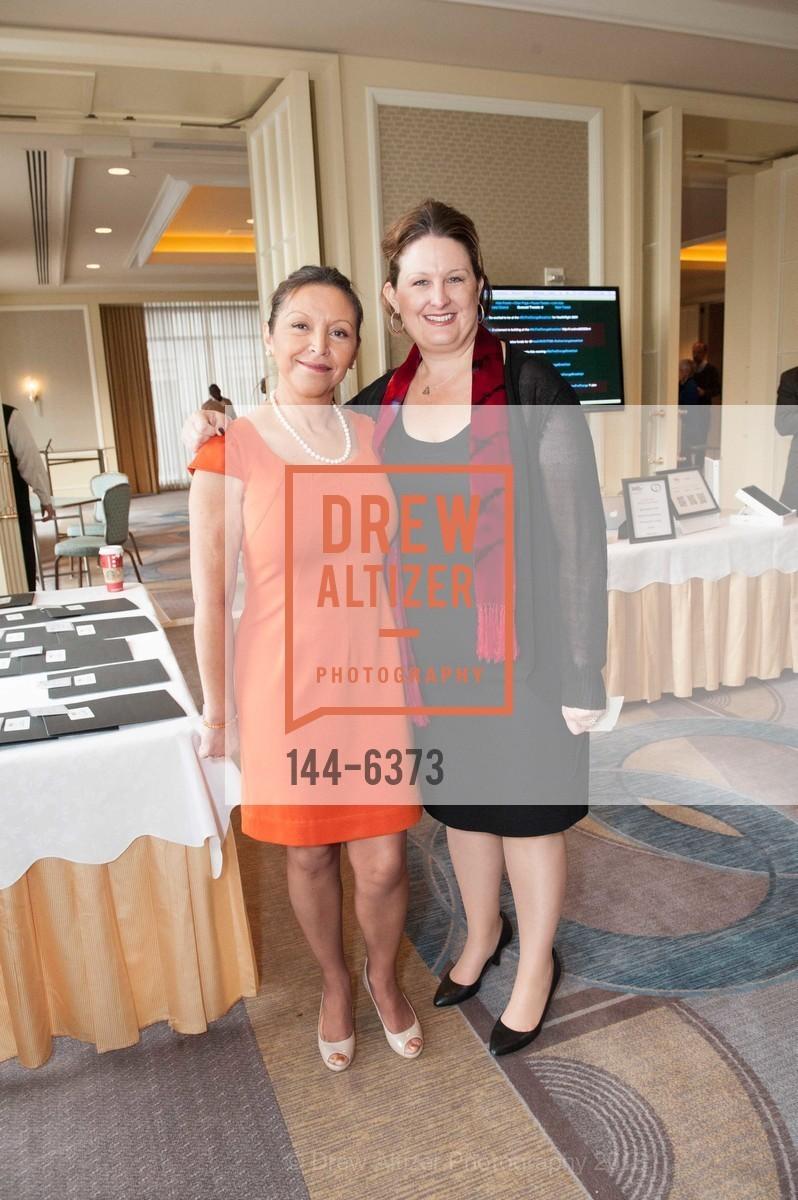 Mary Larsen, Michelle Hudson, Photo #144-6373