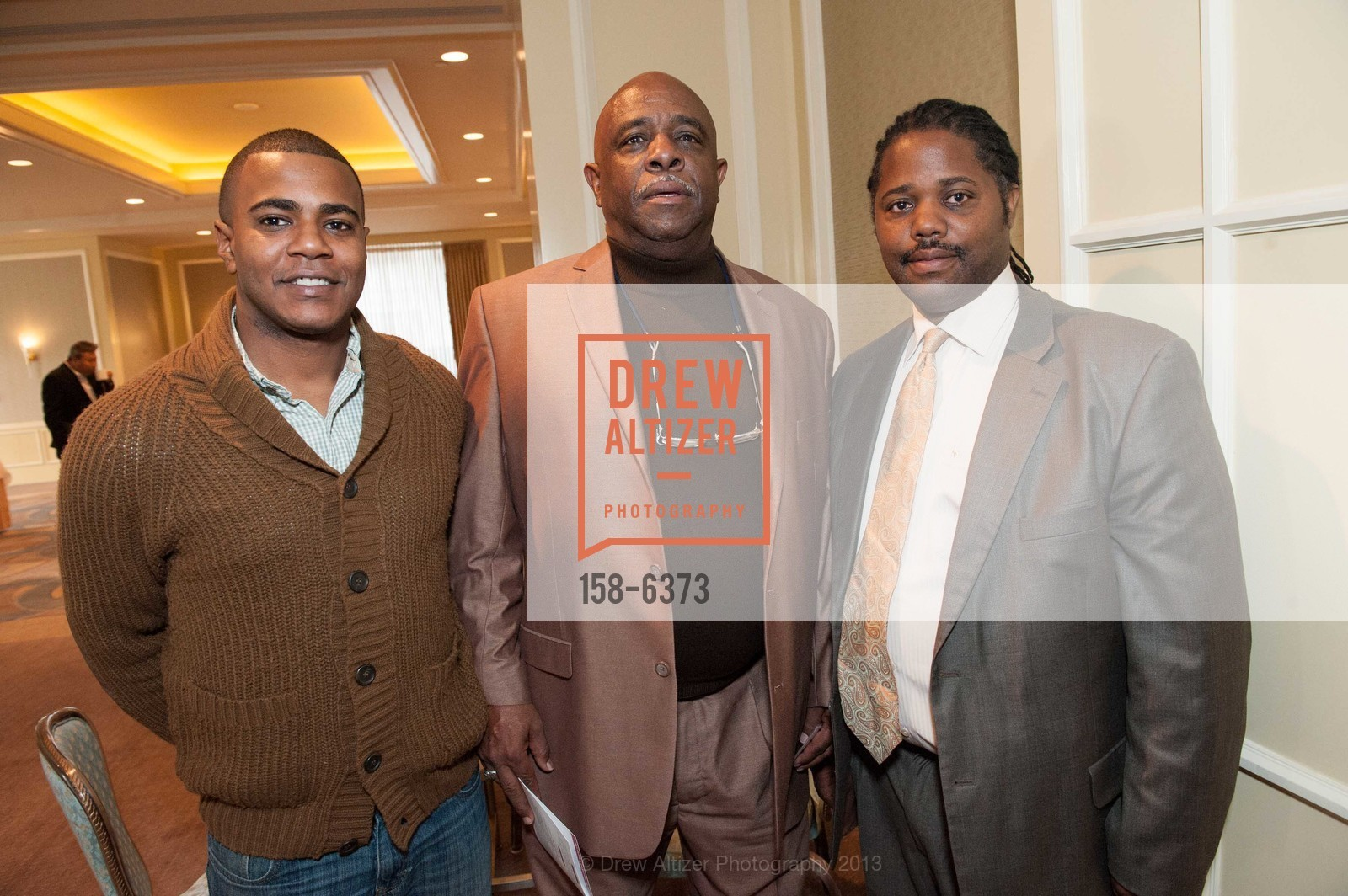 Joshua Morgan, Ronald Cole, Keith Morgan, HEALTH RIGHT 360:  Be the Change 2013, US, November 8th, 2013