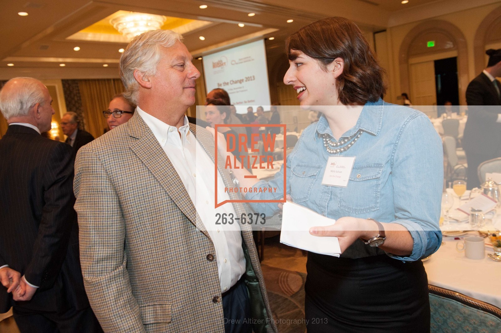 Peter Sullivan, Molly Sullivan, HEALTH RIGHT 360:  Be the Change 2013, US, November 8th, 2013