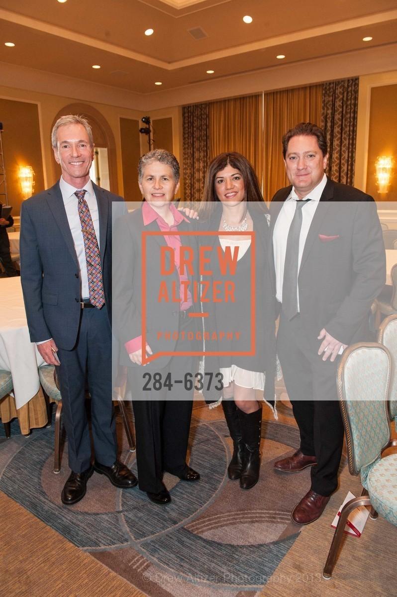 Jeff Schindler, Vitka Eisen, Shabnam Farneneh, Liam Mayclem, Photo #284-6373